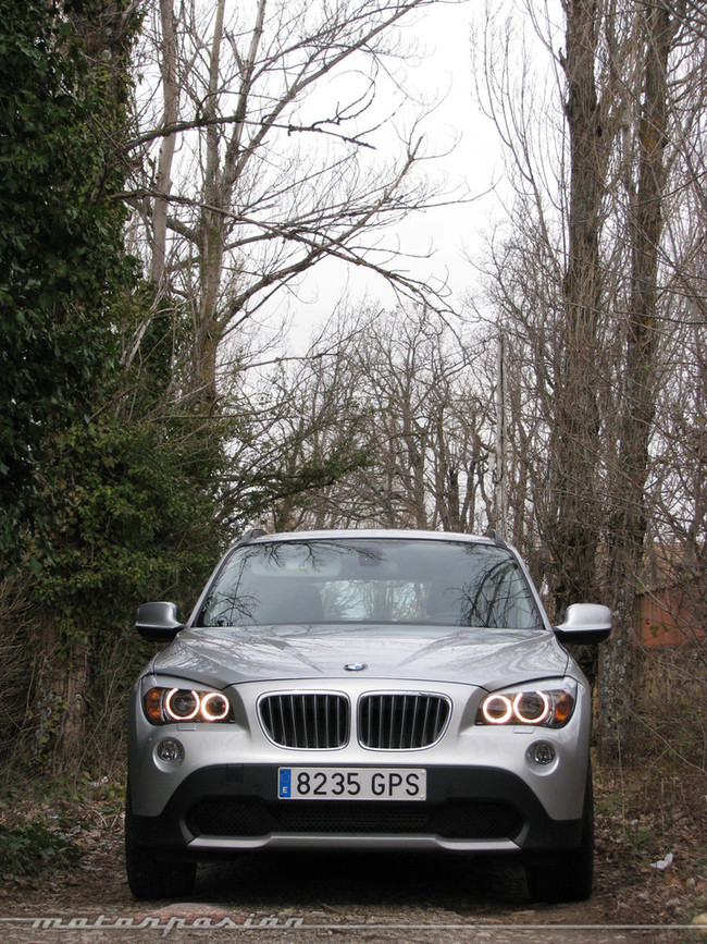 Foto de BMW X1 xDrive23d (prueba) (4/34)