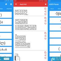 Cómo escribir en ASCII y enviar emojis en texto desde Android