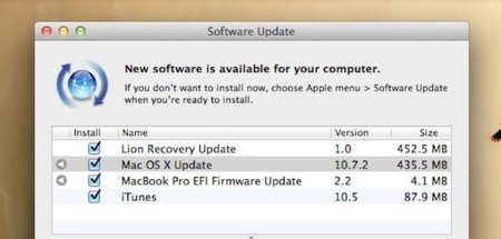 iCloud llega a OS X: nueva versión de Lion 10.7.2 ya está disponible para descargar
