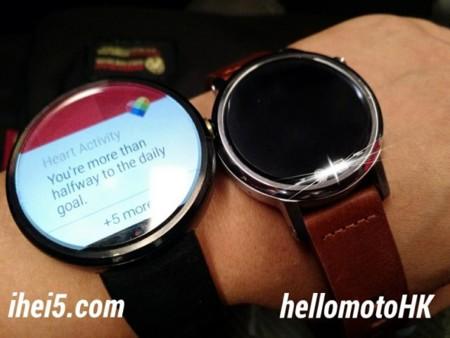 Más fotos filtradas del Nuevo Moto 360