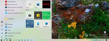 Esta es la nueva forma en que se puede personalizar el menú Inicio de Windows 10 con la versión Sun Valley