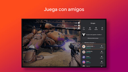 Stadia Android Tv