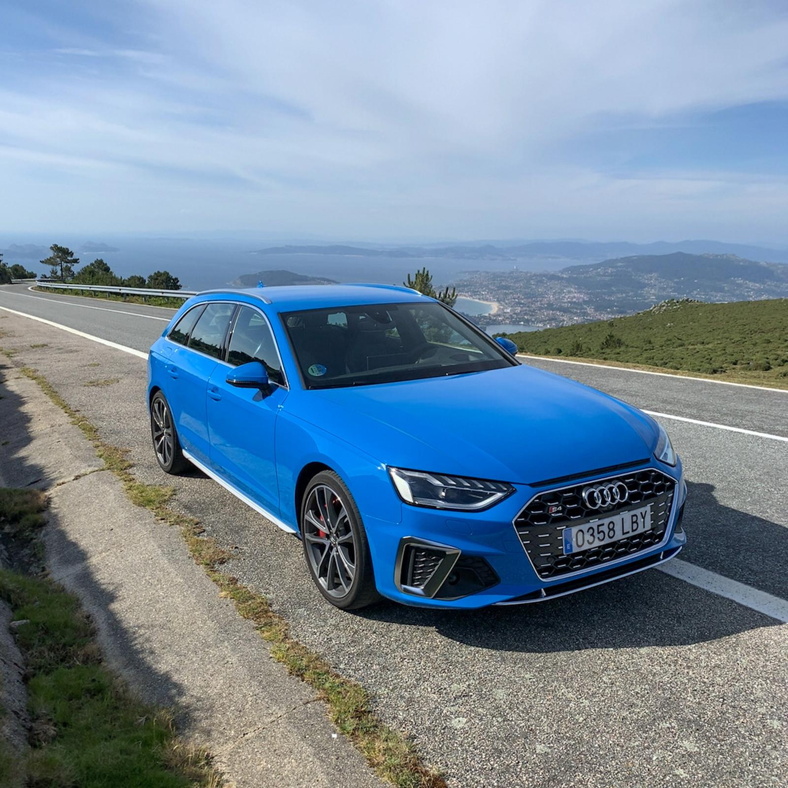 Audi S4 Avant 2020 (prueba)