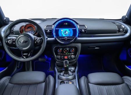 Mini Clubman 2020 Interior