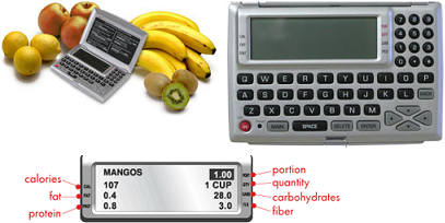 Robi Nutrition Assistant, un gadget que te ayuda a controlar la dieta