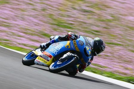 Aaron Canet Jerez Moto 3 2018