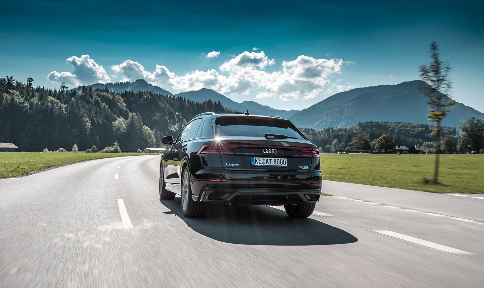 Foto de Audi Q8 50 TDI ABT (5/10)