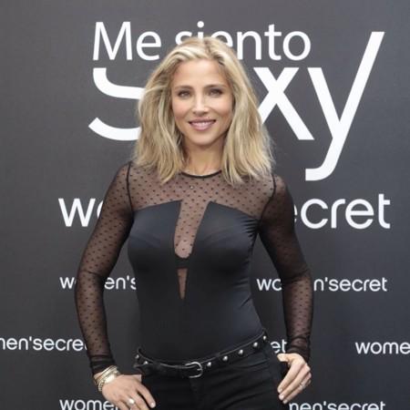 Elsa Pataky seduce (y repite) como imagen de Women'secret