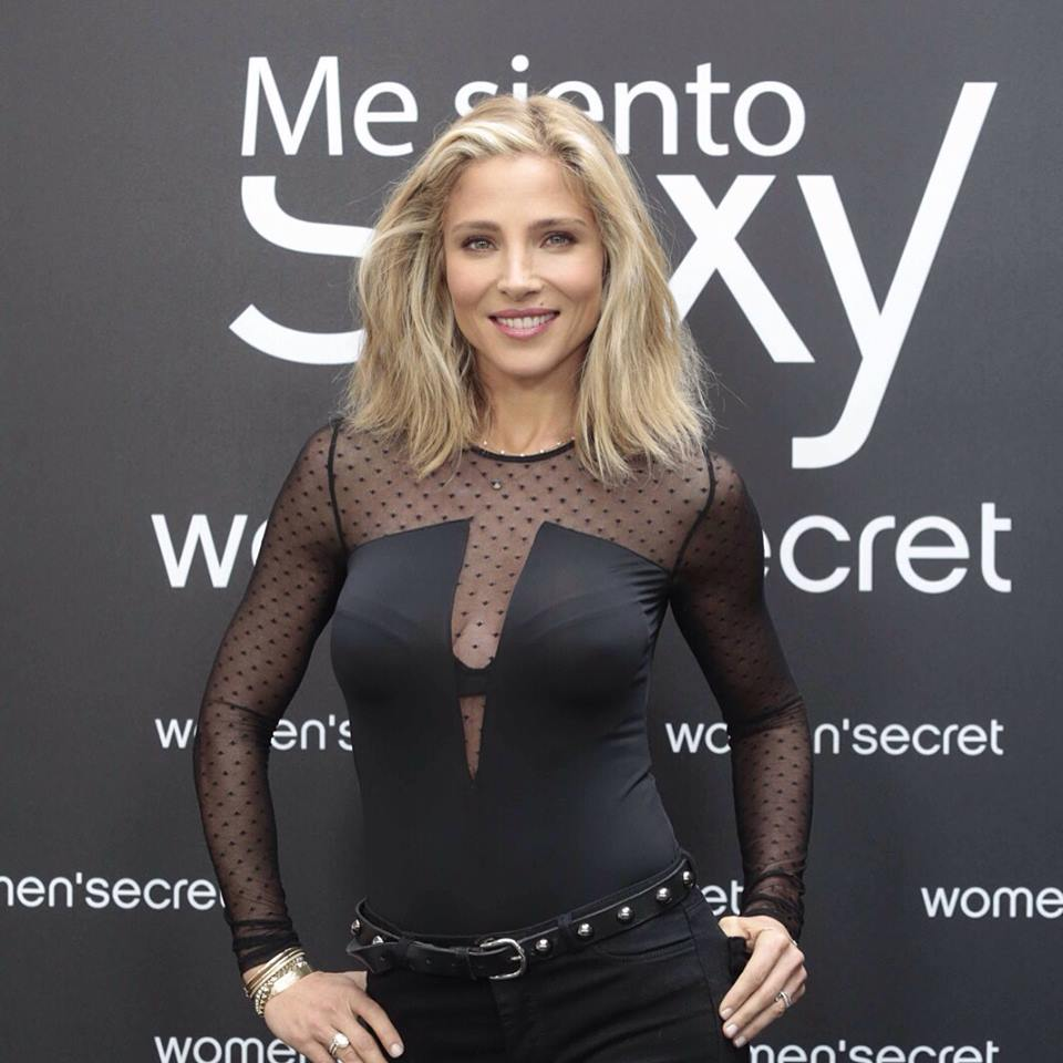 ELSA Pataky Seduces (And Repeated) as The Image of Women'Secret