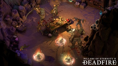 Pillars of Eternity II: Deadfire retrasa su lanzamiento en PC hasta mayo