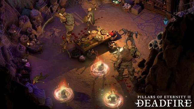 Pillars of Eternity II: Deadfire retrasa su lanzamiento en PC hasta mayo