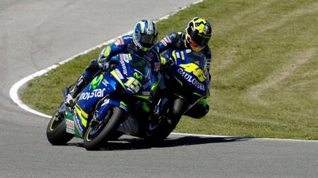 Rossi Gibernau Jerez Motogp 2005