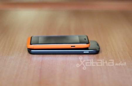 Keon vs Nexus 4