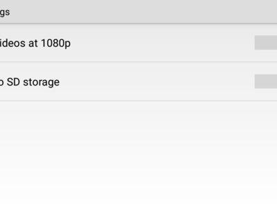 Microsoft Hyperlapse ahora soporta 1080p y grabación en la tarjeta SD