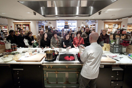 Resultado de imagen para clases de cocina williams sonoma