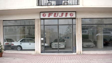 Concesionario Subaru abandonado