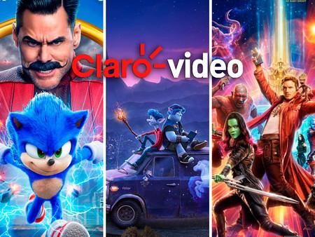 Claro video, estrenos mayo de 2020 en México: 'Sonic', 'Unidos', 'Guardianes de la Galaxia Vol. 2' y todas las novedades