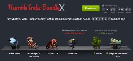 El Humble Indie Bundle X ya está aquí. Paga lo que quieras por buenos juegos indis