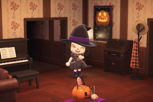 Guía del Evento de Halloween en Animal Crossing: New Horizons: consigue dulces, recetas exclusivas y reacciones
