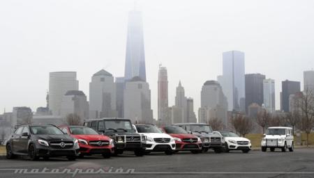 Roadtrip Pasión™: rumbo a Nueva York con el Mercedes-Benz GLE, en exclusiva
