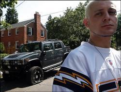 Tu Hummer es excesivo, por eso me lo cargo
