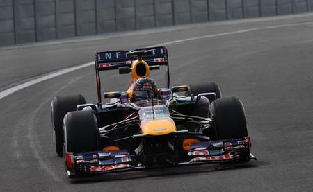 Sebastian Vettel marca el mejor tiempo en la primera sesión de entrenamientos libres