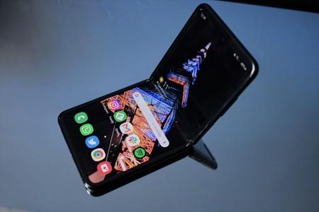 Samsung Galaxy Z Flip Analisis Mexico Pantalla Flexible
