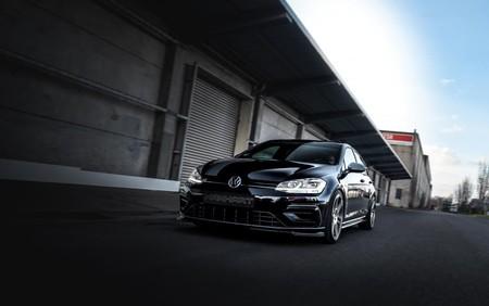 Volkswagen Golf R Manhart