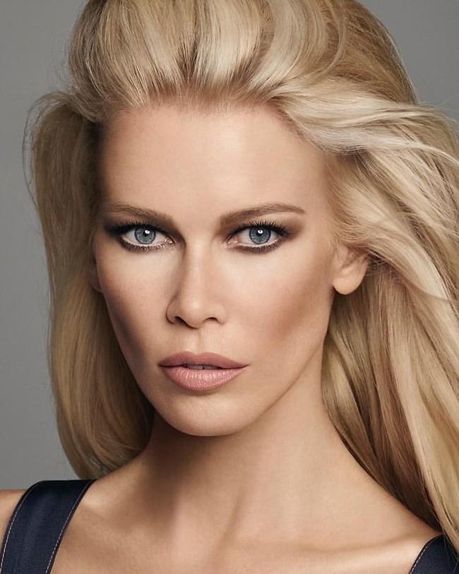 Claudia Schiffer Makeup Campaign28721