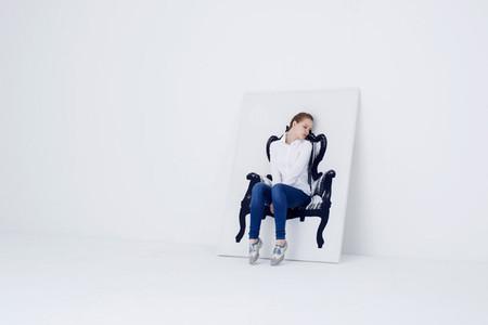 Cuadros para sentarse