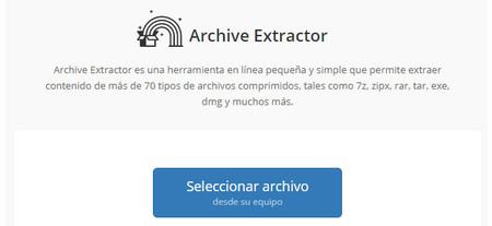Archiveextractor