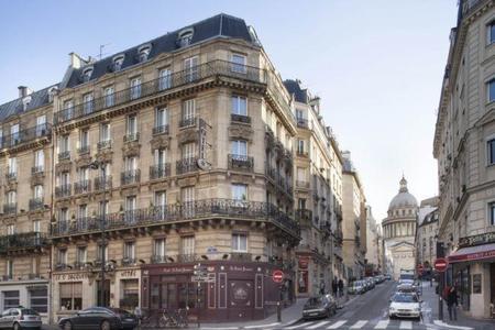 Hotel Saint Jacques Accueil Sizel 3136 1600 1200