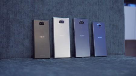 Sony Xperia 10 Xperia 10 Plus Oficial Colores