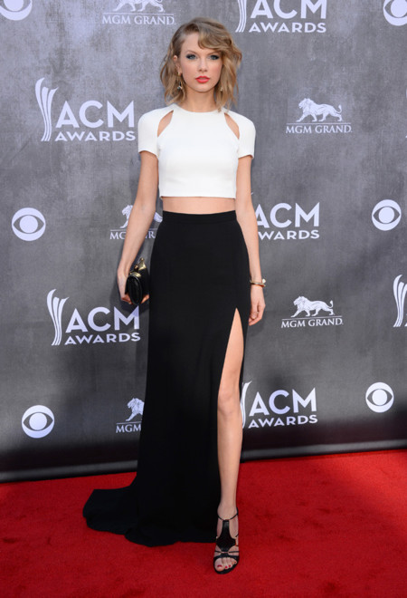 Taylor Swift Look Academy of Country Music Awards 2014