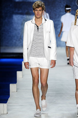 Foto de Lacoste, Primavera-Verano 2010 en la Semana de la Moda de Nueva York (1/12)