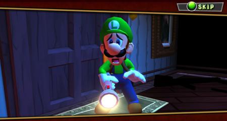 Nueve minutos de gameplay de la maquinita de Luigi's Mansion en Japón