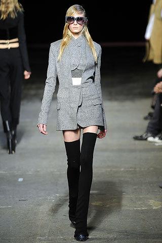 Foto de Alexander Wang, Otoño-Invierno 2010/2011 en la Semana de la Moda de Nueva York (5/20)