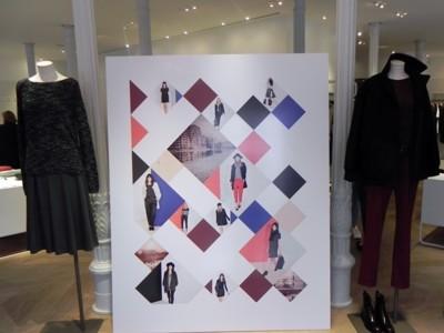 Avance colección Comptoirs des Cotonniers otoño-invierno 2014/2015