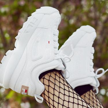 Las Disruptor II de Fila son los zapatos deportivos más vendidos en JD Sports y están disponibles en Amazon