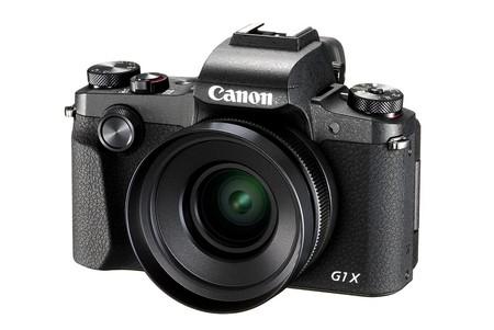 Canon PowerShot G1 X Mark III, la renovación de su compacta más dotada ahora con un sensor APS-C