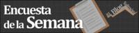 Cuentas en Suiza. La encuesta de la semana