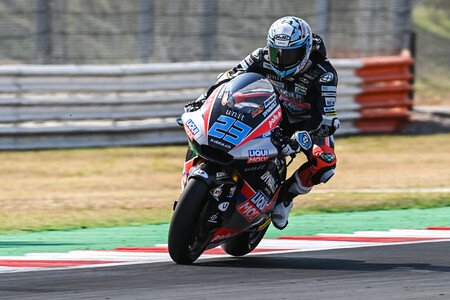 Marcel Schrötter lidera Moto2 en el día del regreso de Jorge Martín a los circuitos