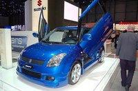 Suzuki Swift Swiss Edition