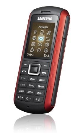 Samsung Xplorer, teléfono para aventureros