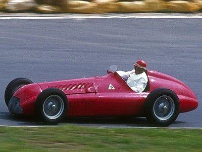 Cuando Alfa Romeo era referente en Fórmula 1 con Farina y Fangio