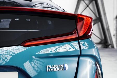 Toyota Prius Plug In 2020 Sistema de propulsión 04