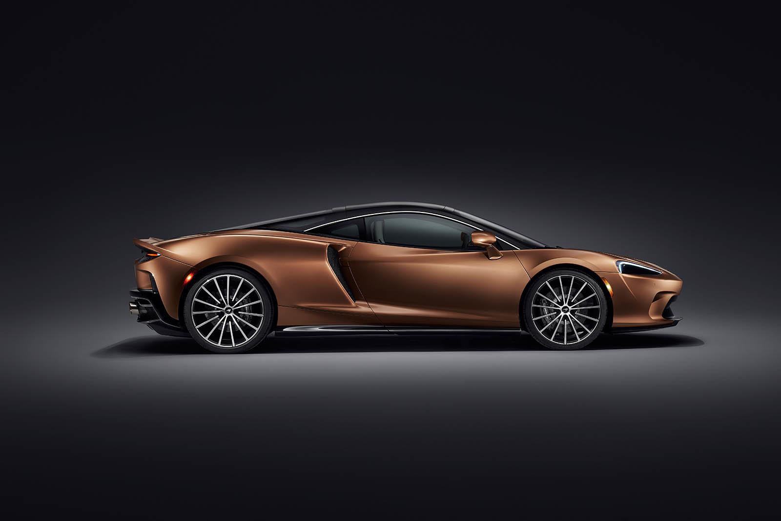 Foto de McLaren GT 2020 (10/35)