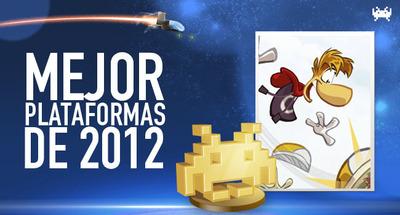 Mejor juego de plataformas de 2012 según los lectores de VidaExtra: 'Rayman Origins'