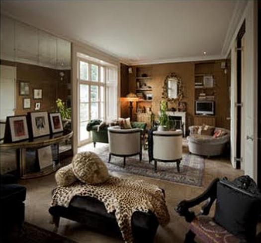Foto de Casas de famosos: Kate Moss (2/8)