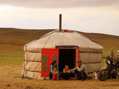 Tour por el desierto del Gobi, en Mongolia